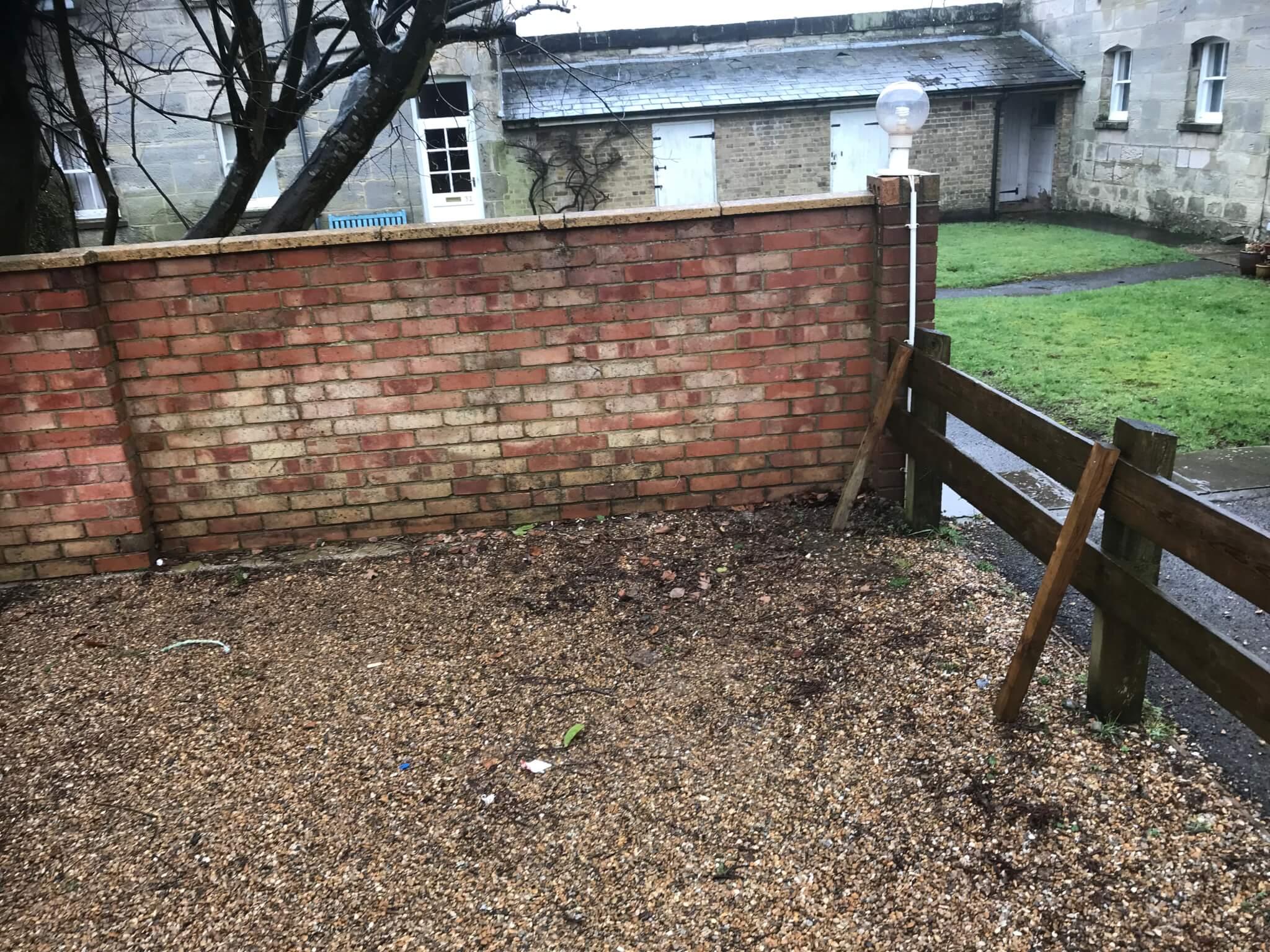 Garden Clearance Job Complete